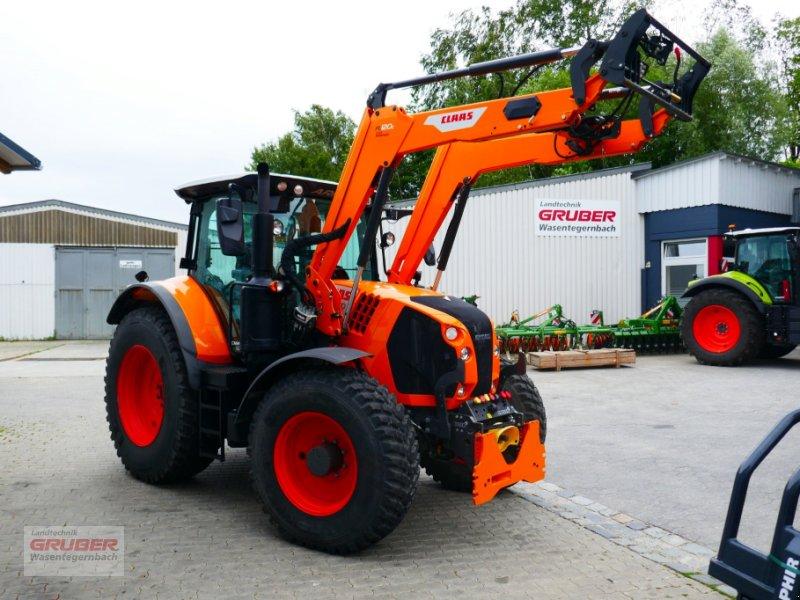 Traktor des Typs CLAAS ARION 530 CMATIC CIS+ Kommunalausführung, Gebrauchtmaschine in Dorfen (Bild 5)