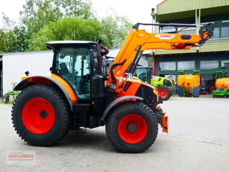 Traktor des Typs CLAAS ARION 530 CMATIC CIS+ Kommunalausführung, Gebrauchtmaschine in Dorfen (Bild 6)