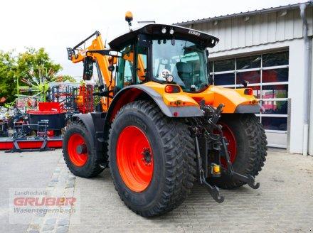 Traktor des Typs CLAAS ARION 530 CMATIC CIS+ Kommunalausführung, Gebrauchtmaschine in Dorfen (Bild 9)