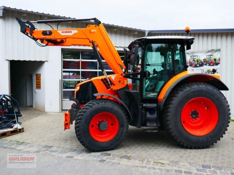 Traktor des Typs CLAAS ARION 530 CMATIC CIS+ Kommunalausführung, Gebrauchtmaschine in Dorfen (Bild 10)