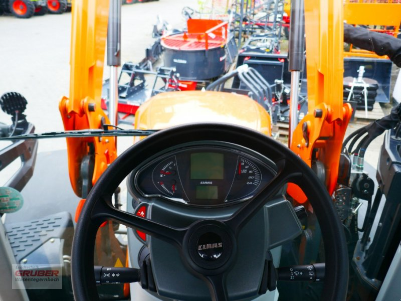 Traktor des Typs CLAAS ARION 530 CMATIC CIS+ Kommunalausführung, Gebrauchtmaschine in Dorfen (Bild 15)