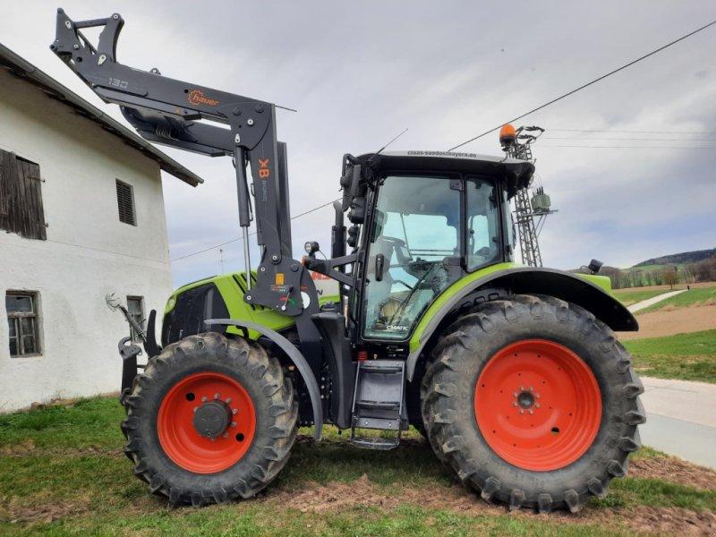 Traktor des Typs CLAAS ARION 530 CMATIC, Gebrauchtmaschine in Neumarkt-St. Veit (Bild 1)