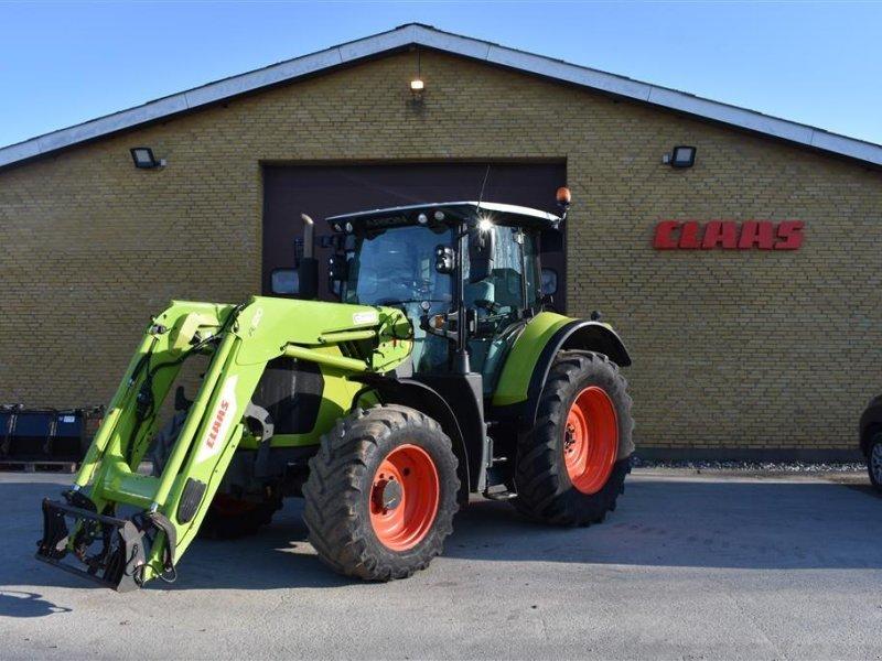 Traktor типа CLAAS Arion 530 med FL 120 læsser, Gebrauchtmaschine в Grindsted (Фотография 1)