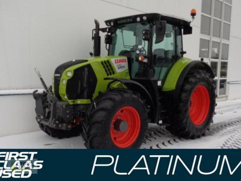 Traktor a típus CLAAS ARION 530 St4 CMATIC, Gebrauchtmaschine ekkor: Langenau (Kép 1)
