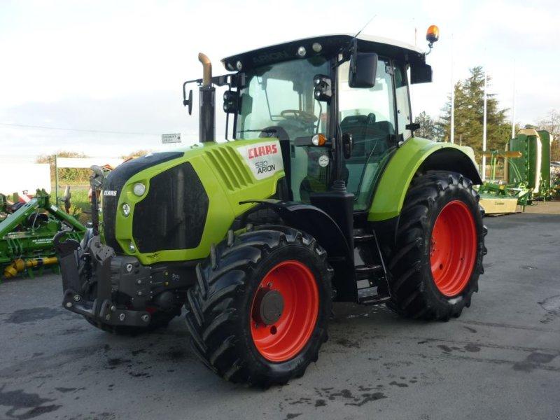 Traktor des Typs CLAAS ARION 530, Gebrauchtmaschine in CORZE (Bild 1)