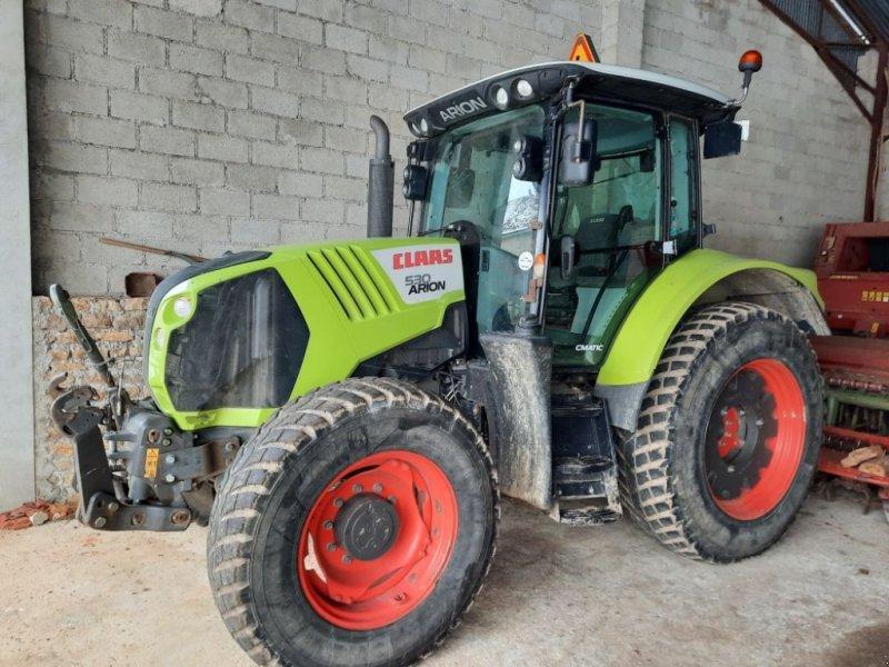 Traktor типа CLAAS ARION 530, Gebrauchtmaschine в CHAUMONT (Фотография 1)