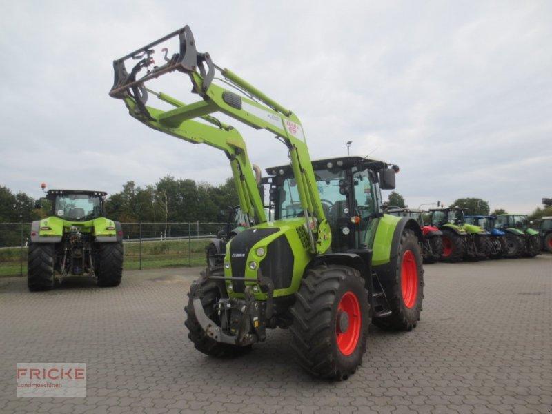 Traktor типа CLAAS Arion 530, Gebrauchtmaschine в Bockel - Gyhum (Фотография 1)