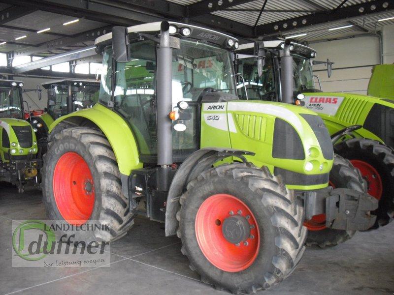 Traktor typu CLAAS Arion 540 CEBIS, Gebrauchtmaschine w Hohentengen (Zdjęcie 1)