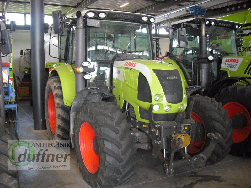 Traktor des Typs CLAAS Arion 540 CEBIS, Gebrauchtmaschine in Hohentengen (Bild 1)