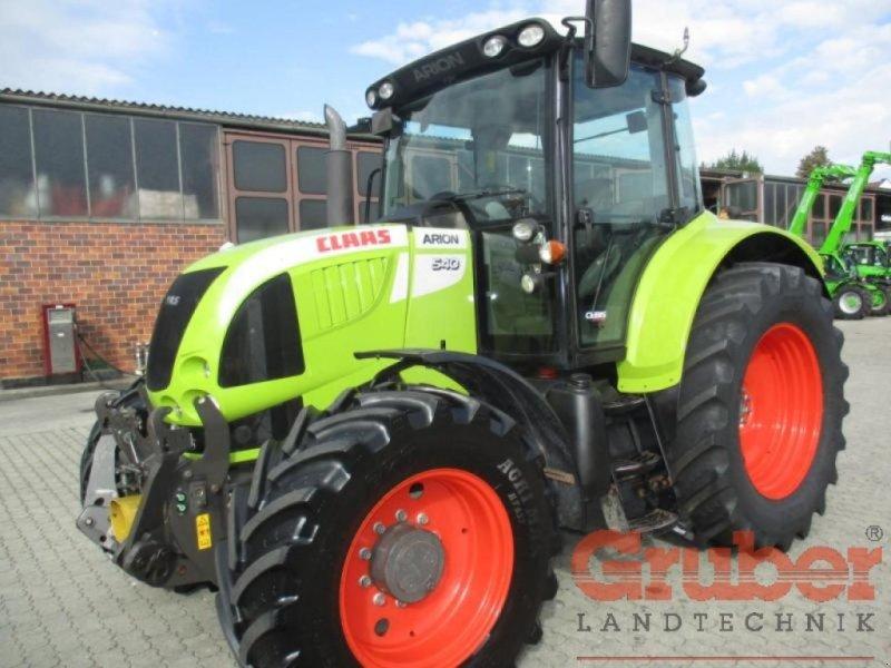 Traktor des Typs CLAAS Arion 540 Cebis, Gebrauchtmaschine in Ampfing (Bild 1)