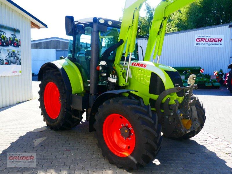 Traktor typu CLAAS Arion 540 CEBIS, Gebrauchtmaschine v Dorfen (Obrázok 5)
