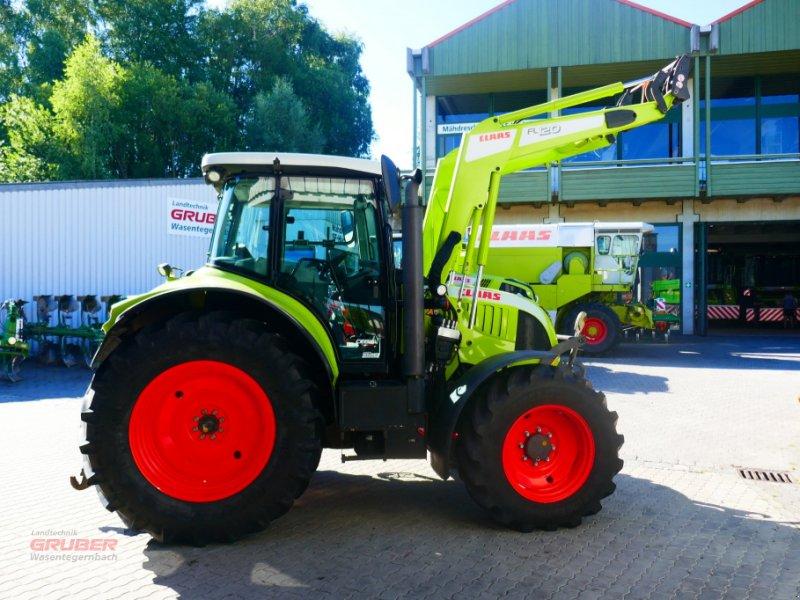 Traktor typu CLAAS Arion 540 CEBIS, Gebrauchtmaschine v Dorfen (Obrázok 6)