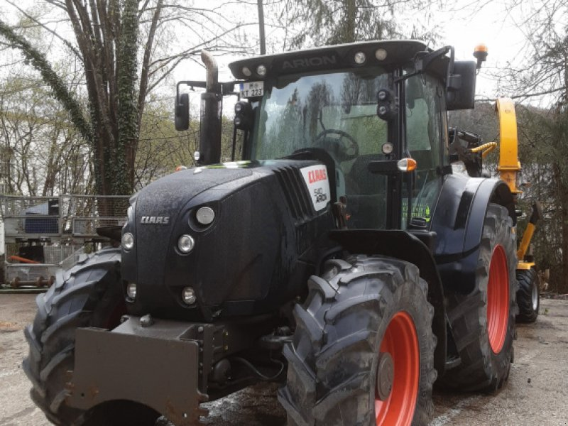 Traktor типа CLAAS Arion 540 CEBIS, Gebrauchtmaschine в Baierbrunn (Фотография 1)