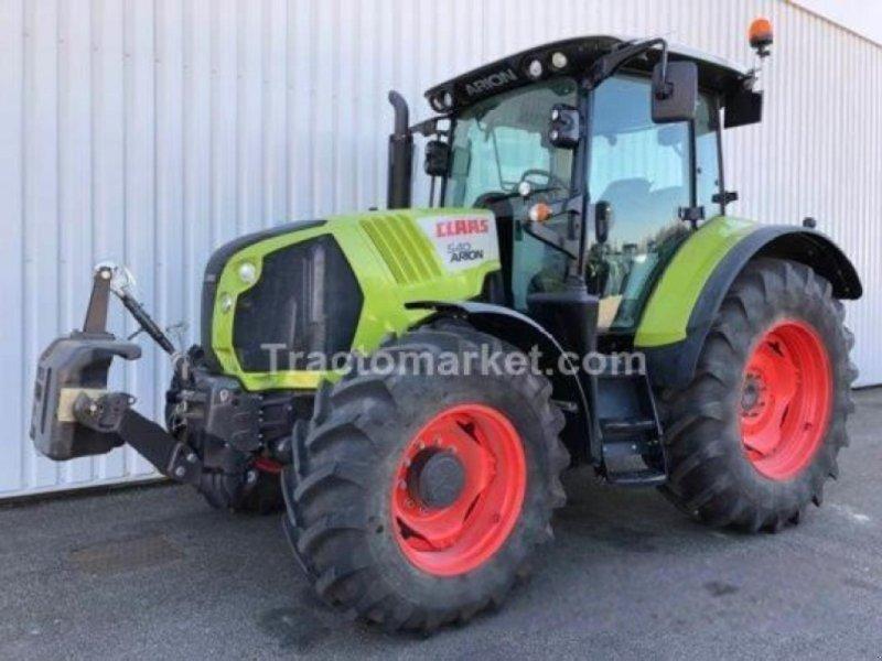 Traktor типа CLAAS arion 540 cis t4i, Gebrauchtmaschine в SARRE - UNION (Фотография 1)