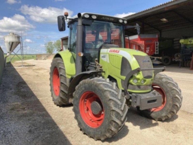 Traktor типа CLAAS arion 540 cis, Gebrauchtmaschine в ARC SUR TILLE (Фотография 1)