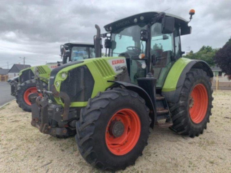 Traktor типа CLAAS arion 540 cis, Gebrauchtmaschine в BLAIN (Фотография 1)