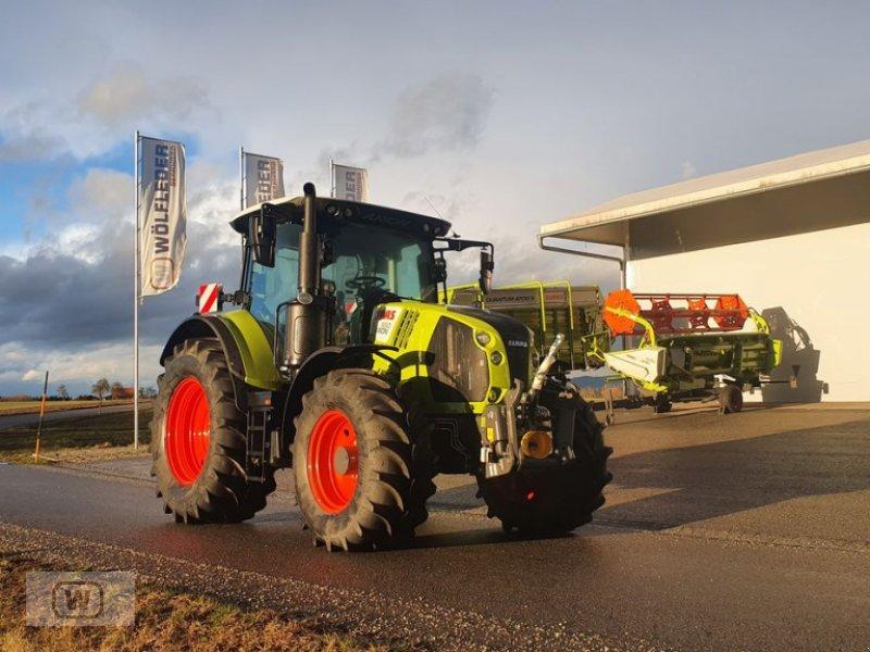 Traktor des Typs CLAAS Arion 550 CEBIS CMATIC, Neumaschine in Zell an der Pram (Bild 8)