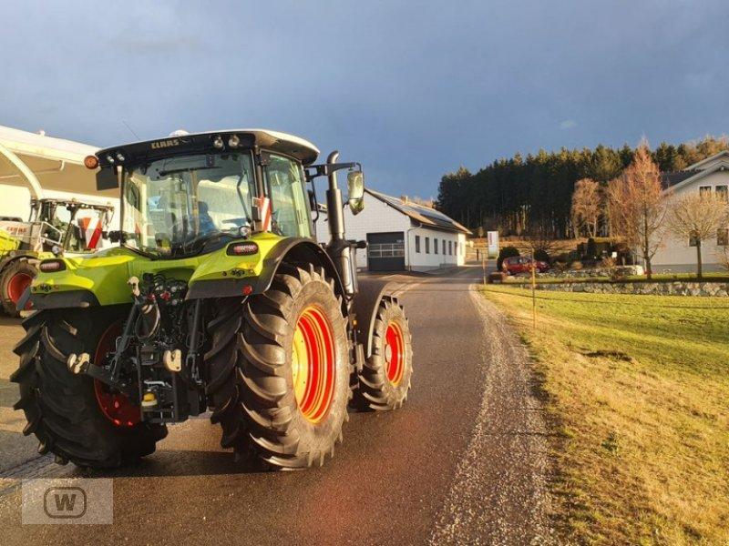 Traktor des Typs CLAAS Arion 550 CEBIS CMATIC, Neumaschine in Zell an der Pram (Bild 6)