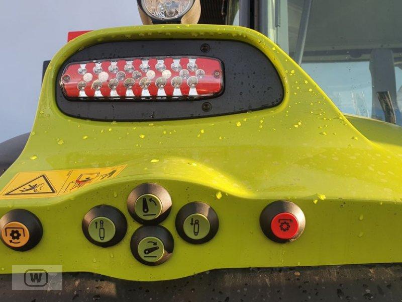 Traktor des Typs CLAAS Arion 550 CEBIS CMATIC, Neumaschine in Zell an der Pram (Bild 12)