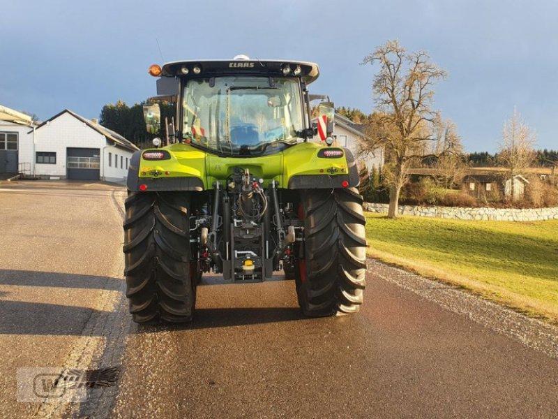 Traktor des Typs CLAAS Arion 550 CEBIS CMATIC, Neumaschine in Zell an der Pram (Bild 5)