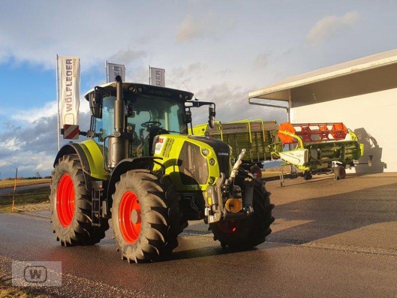 Traktor des Typs CLAAS Arion 550 CEBIS CMATIC, Neumaschine in Zell an der Pram (Bild 2)