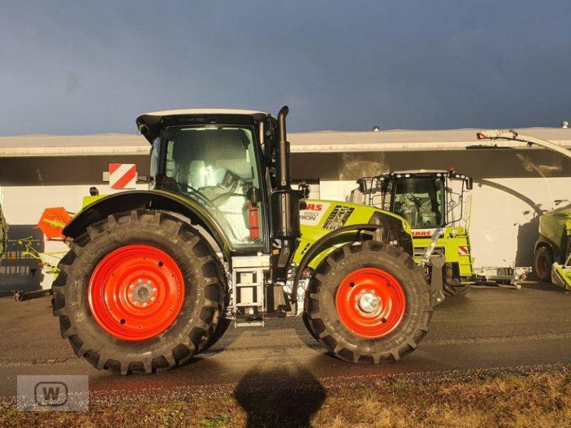 Traktor des Typs CLAAS Arion 550 CEBIS CMATIC, Neumaschine in Zell an der Pram (Bild 7)
