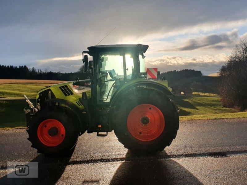 Traktor des Typs CLAAS Arion 550 CEBIS CMATIC, Neumaschine in Zell an der Pram (Bild 3)