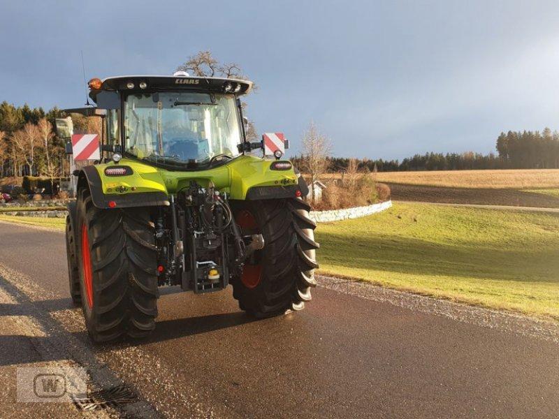 Traktor des Typs CLAAS Arion 550 CEBIS CMATIC, Neumaschine in Zell an der Pram (Bild 11)