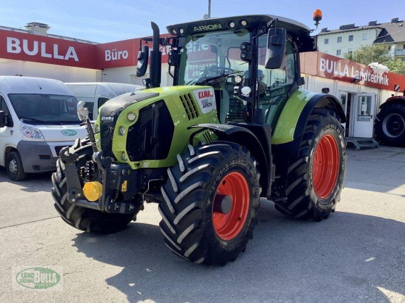 Traktor типа CLAAS Arion 550 CEBIS CMATIC, Gebrauchtmaschine в Sierning (Фотография 1)
