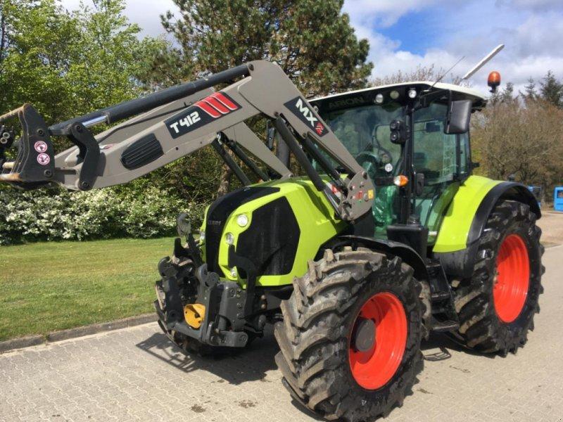 Traktor типа CLAAS ARION 550 CEBIS, Gebrauchtmaschine в Tim (Фотография 1)
