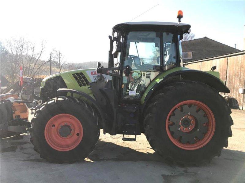 Traktor des Typs CLAAS Arion 550 CEBIS, Gebrauchtmaschine in Grimma (Bild 1)
