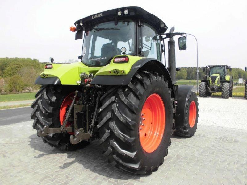 Traktor des Typs CLAAS ARION 550 CEBIS, Gebrauchtmaschine in Birgland (Bild 6)