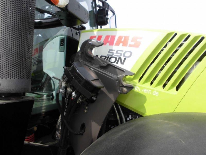 Traktor des Typs CLAAS ARION 550 CEBIS, Gebrauchtmaschine in Birgland (Bild 16)