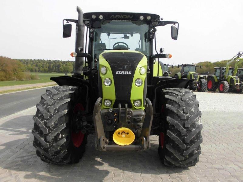 Traktor des Typs CLAAS ARION 550 CEBIS, Gebrauchtmaschine in Birgland (Bild 12)