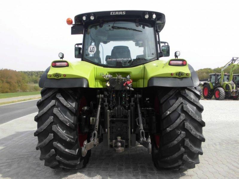 Traktor des Typs CLAAS ARION 550 CEBIS, Gebrauchtmaschine in Birgland (Bild 8)
