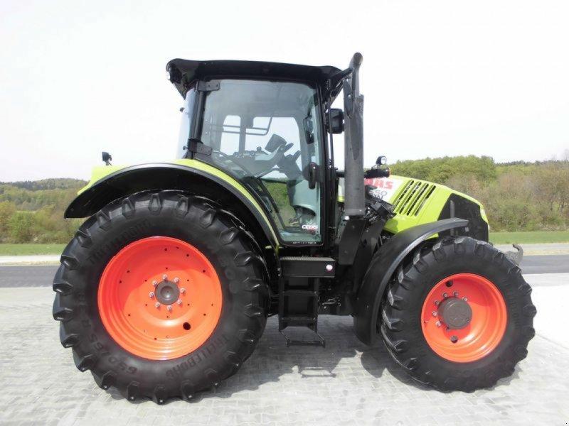 Traktor des Typs CLAAS ARION 550 CEBIS, Gebrauchtmaschine in Birgland (Bild 3)