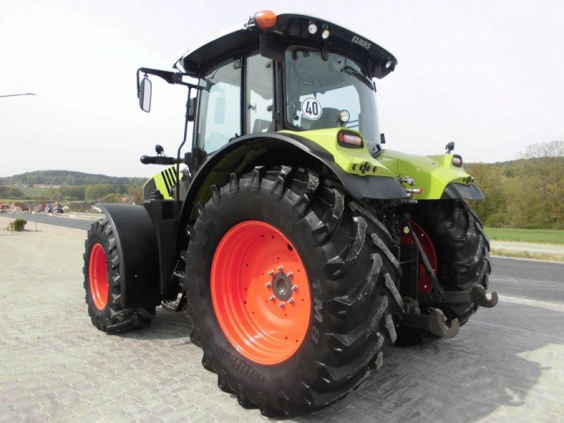 Traktor des Typs CLAAS ARION 550 CEBIS, Gebrauchtmaschine in Birgland (Bild 4)