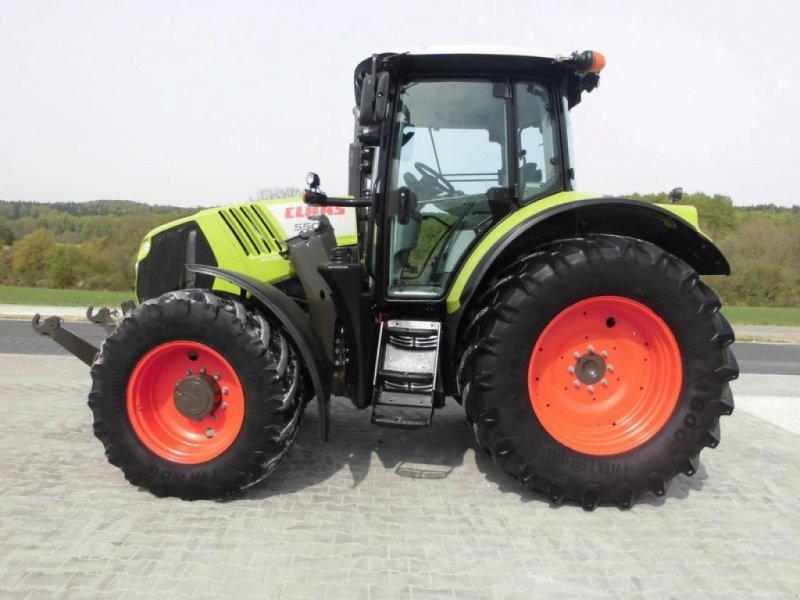 Traktor des Typs CLAAS ARION 550 CEBIS, Gebrauchtmaschine in Birgland (Bild 5)