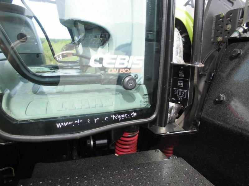 Traktor des Typs CLAAS ARION 550 CEBIS, Gebrauchtmaschine in Birgland (Bild 17)