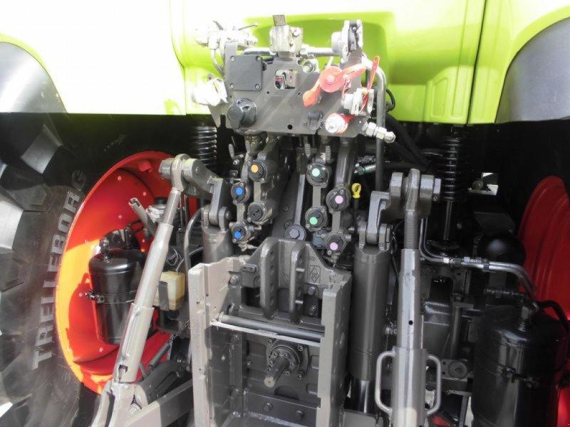Traktor des Typs CLAAS ARION 550 CEBIS, Gebrauchtmaschine in Birgland (Bild 10)