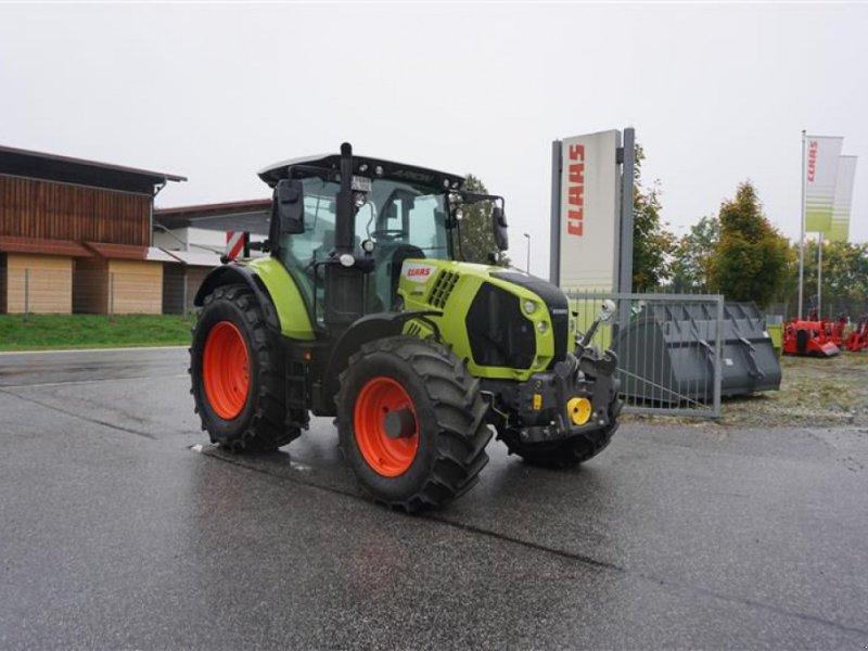 Traktor типа CLAAS ARION 550 CMATIC  CEBIS CLAAS, Vorführmaschine в Arnstorf (Фотография 1)