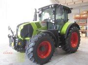 Traktor des Typs CLAAS ARION 550 CMATIC CEBIS, nur 590 h !, FKH + FZW, Vorführer, wie NEU !, Gebrauchtmaschine in Ankum