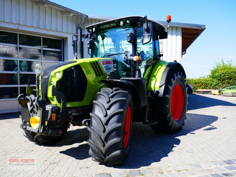 Traktor типа CLAAS Arion 550 CMATIC  CIS+, Gebrauchtmaschine в Dorfen (Фотография 1)