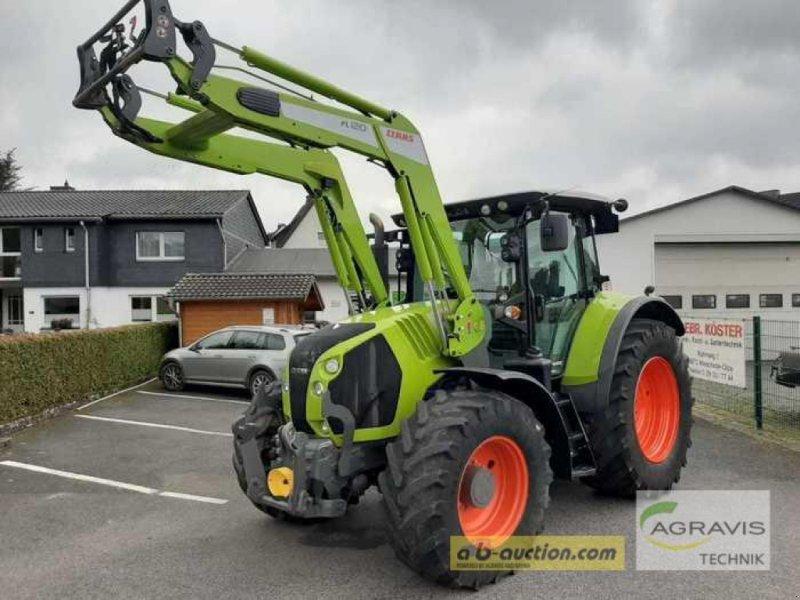 Traktor des Typs CLAAS ARION 550 CMATIC TIER 4I, Gebrauchtmaschine in Meschede (Bild 1)