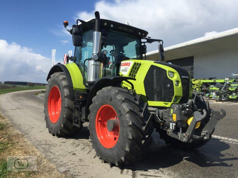 Traktor типа CLAAS Arion 550 Cmatic, Neumaschine в Zell an der Pram (Фотография 1)