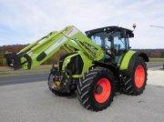 CLAAS ARION 550 + FRONTLADER FL 120 Traktor