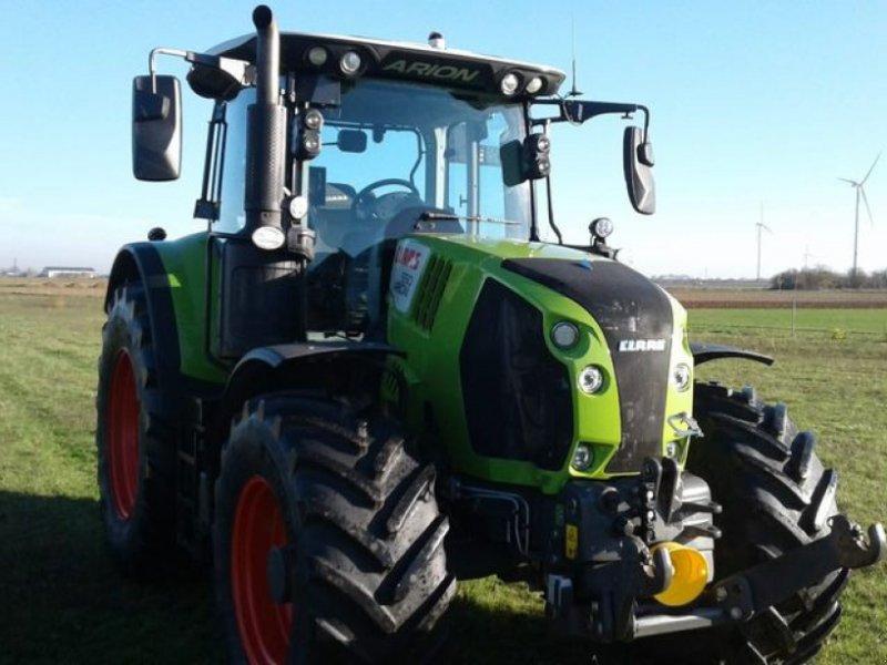 Traktor типа CLAAS Arion 550, Gebrauchtmaschine в Ottersheim (Фотография 1)