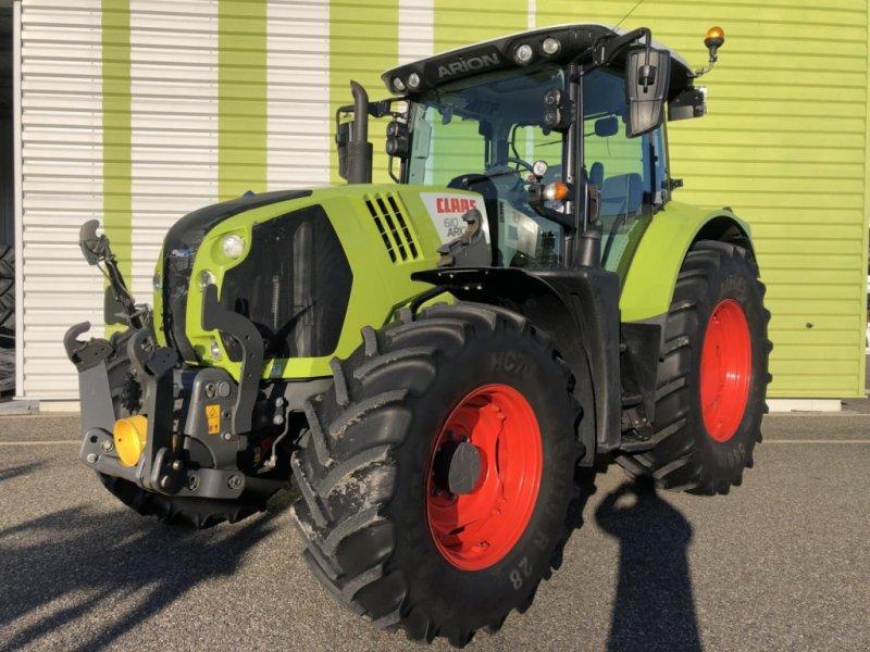 Traktor типа CLAAS arion 610 (a76/100), Gebrauchtmaschine в AILLAS (33 - GIRONDE) (Фотография 1)