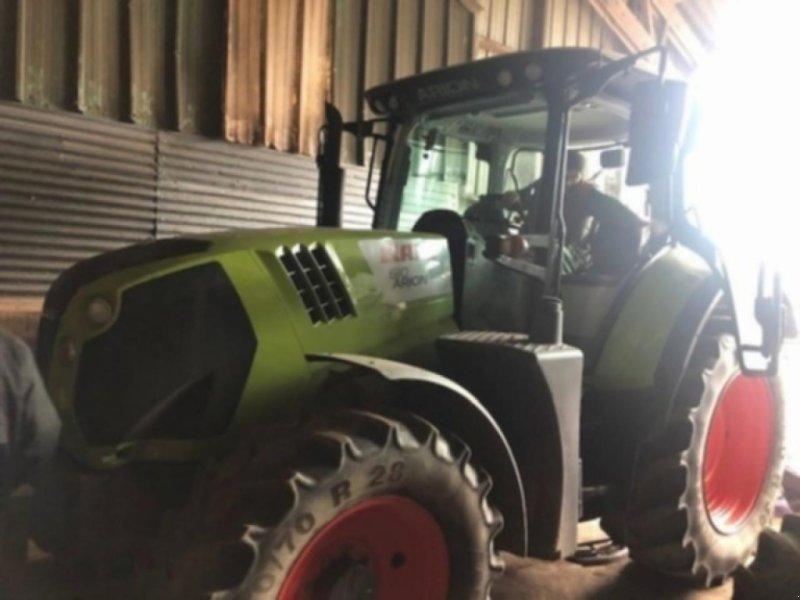 Traktor типа CLAAS arion 610 (a76/100), Gebrauchtmaschine в PONTIVY (56 - MORBIHAN) (Фотография 1)