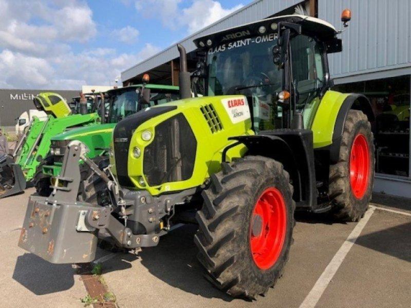 Traktor типа CLAAS arion 610 (a76/100), Gebrauchtmaschine в BLENDECQUES (Фотография 1)